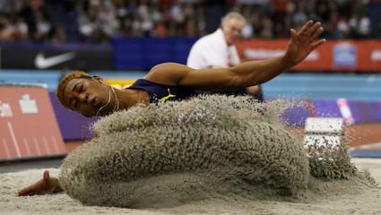 Athletics - IAAF World Indoor Tour - Birmingham Indoor Grand Prix