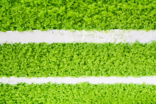 layer green color cake background