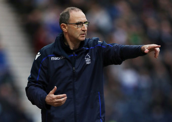 Championship - Preston North End v Nottingham Forest