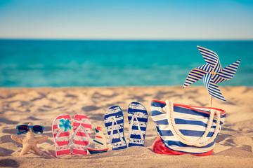 Summer Vacation Travel Sea Beach