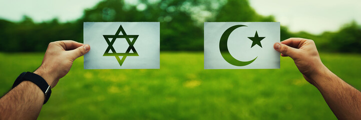 Judaism vs Islam belief