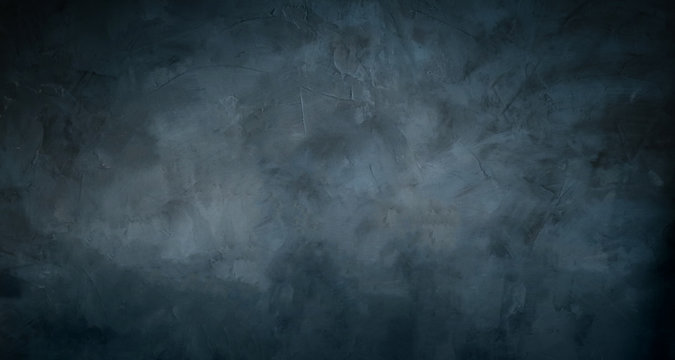 bstract Grunge Decorative Black and Grey Wall Background