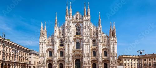 Fototapete Milan Cathedral or Duomo di Milano, Italy
