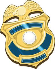 Badge Vector Illustration
