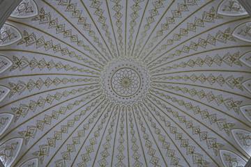 Fresque art islamique