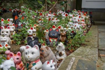 淡嶋神社の人形