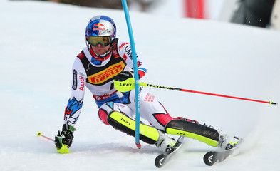Alpine Skiing - FIS Alpine World Ski Championships - Men's Slalom