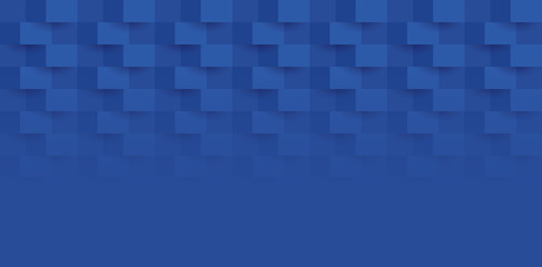 Blue abstract background vector with blank space for text.