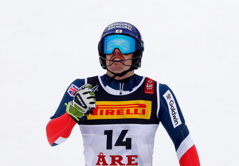Alpine Skiing - FIS Alpine World Ski Championships - Men's Slalom