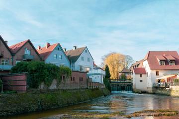 Idyllisches wohnen an der Wassermühle in Gemen.