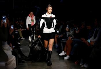 Burberry at London Fashion Week Women's A/W19