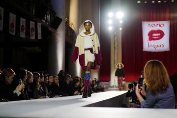 Vivienne Westwood at London Fashion Week Women's A/W19