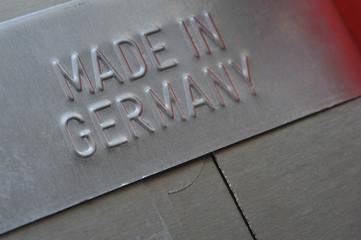 Made in Germany, Gütesiegel, Herkunftsbezeichnung, Kennzeichnung, Güte, Qualität, Export, Außenwirtschaft, Deutschland, Wirtschaft,