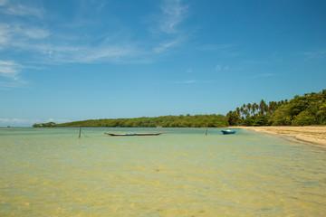 Praia Ilha de Boipeba