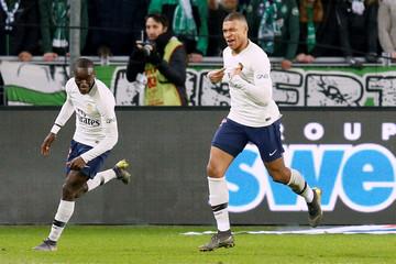 Ligue 1 - AS Saint-Etienne v Paris St Germain
