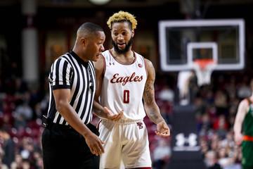 NCAA Basketball: Miami-Florida at Boston College