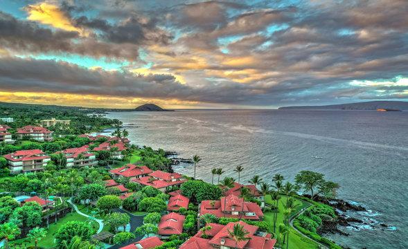 Birds Eye View Hawaii