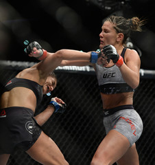 MMA: UFC Fight Night-Phoenix- Casey vs Calvillo