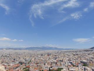 Athènes Panorama