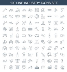 100 industry icons