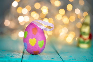 Easter Eggs , Happy Easter