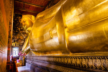 The Golden Buddha Image