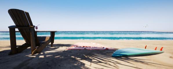 Paradise Beach background 1
