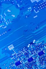 Electronics circuit board digital background photography