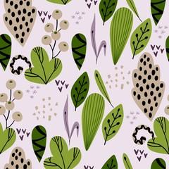 Vector spring pattern.