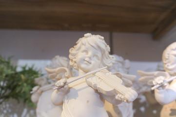 天使の彫像