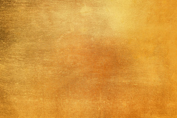 Brass metal in grunge patterns texture abstract for background