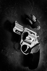 Handgun Revolver Weapon for Defense