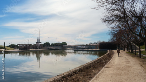 Parque De Juan Carlos I Madrid Stock Photo And Royalty Free Images