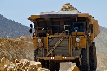 Mining Haul Truck