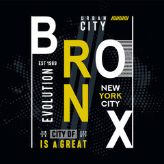 bronx-typography-design-Vector-for-t-shirt