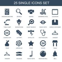 single icons