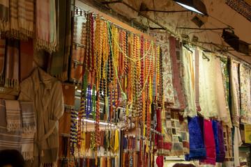 Prayer Beads at the Grand Bazaar. Istanbul, Turkey.