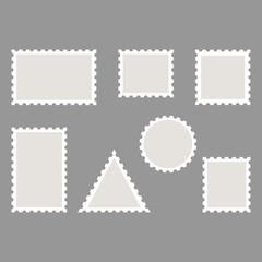 pattern post stamp set