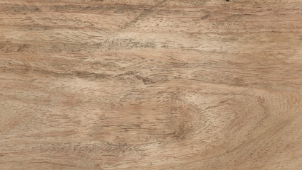 Real texture of flat wooden plank, use as background for product advertising.