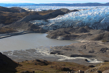 Edge of Icecap near Kangerlussuaq