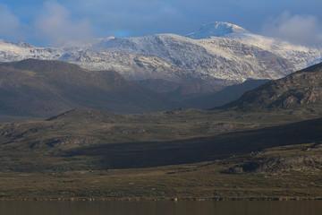 Mountain near Sisimiut, Greenland