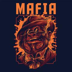 Mafia Remastered Illustration