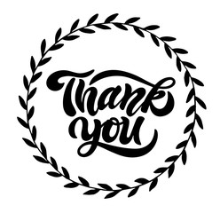 Thank you. Hand drawn lettering
