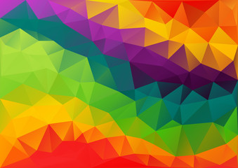 Colorful Pattern Geometric04