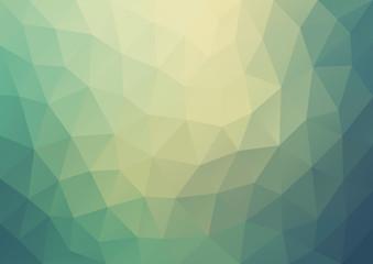 Gradient yellow blue Pattern geometric