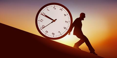 TEMPS - Horloge Homme