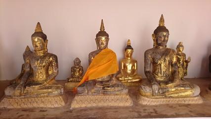 Wat Phra Borommathat Chaiya Worawihan Surat Thani Thailand culture
