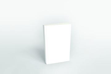 Cover Book Mockup 3d