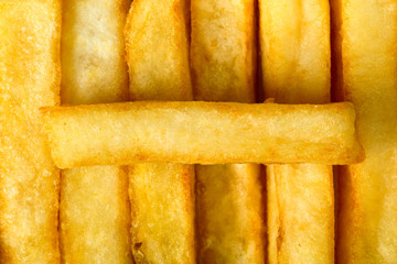 appetizing french fries background image