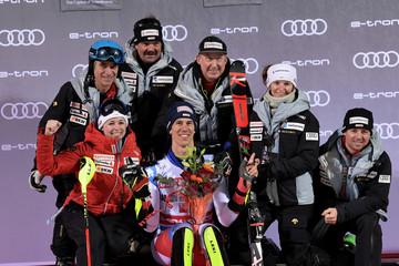 Alpine Skiing - FIS Ski World Cup - Men's Parallel Slalom City Event